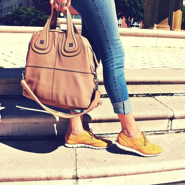 color: Sunflower Suede (courtesy of ColeHaan.com)